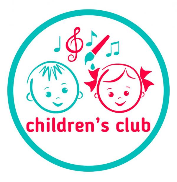 Логотип компании Children's Club